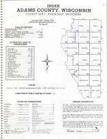 Index Map, Adams County 1978